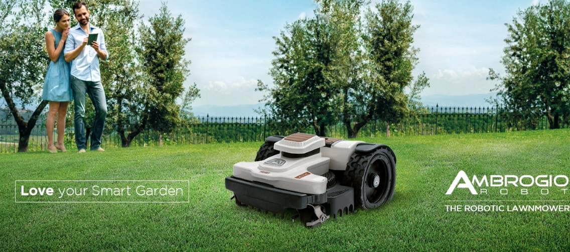 Ambrogio Robot - Plænerobot.dk